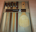 木制餐具礼品 4