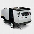 軍工高溫高壓蒸汽清洗機
