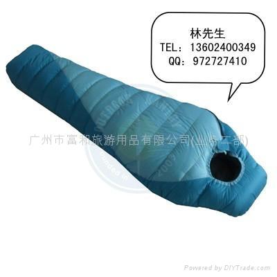 深圳羽絨睡袋 2
