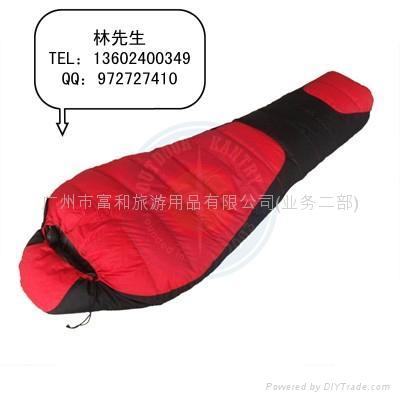 深圳羽絨睡袋 3