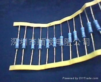 深圳穎發1W金屬氧化膜電阻 4