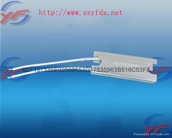 深圳穎發60W超薄型伺服專用鋁合金電阻 2