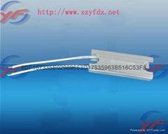 深圳穎發60W超薄型伺服專用鋁合金電阻