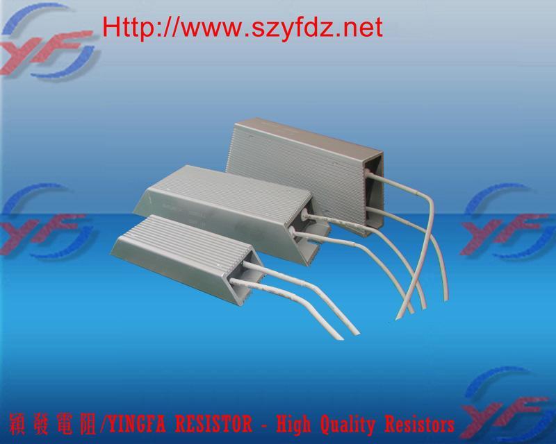 穎發200W鋁外殼功率電阻 1