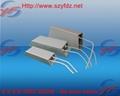 Aluminum shell 200Watts power braking