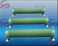 Wire-wound power resistor
