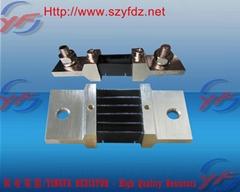 广东贴片合金200A取样电阻器
