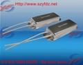深圳颖发船型铝壳80W制动电阻 2