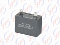广东CBB61-405J500V聚丙烯薄膜电容