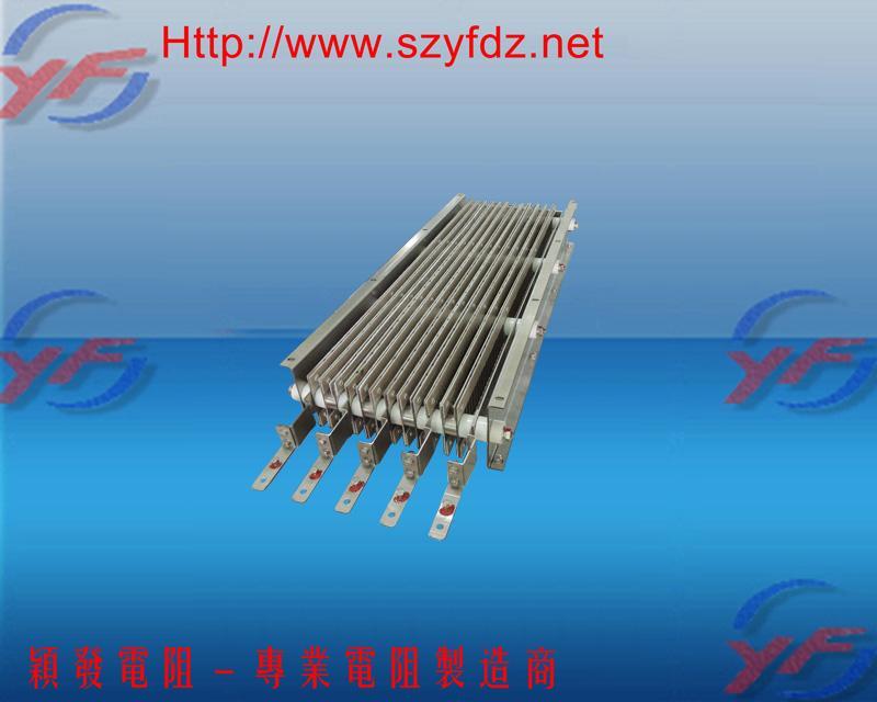 风电200KJ变流电阻器 2