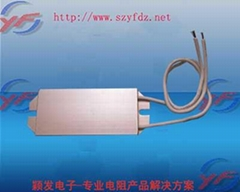 伺服电机驱动内置60W铝外壳制动电阻器