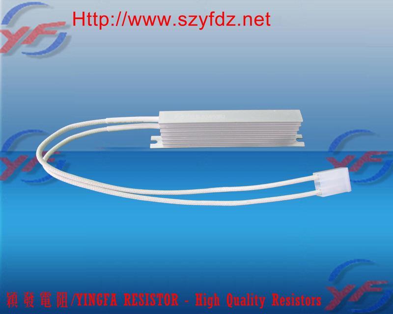 伺服電機驅動內置60W鋁外殼制動電阻器 3