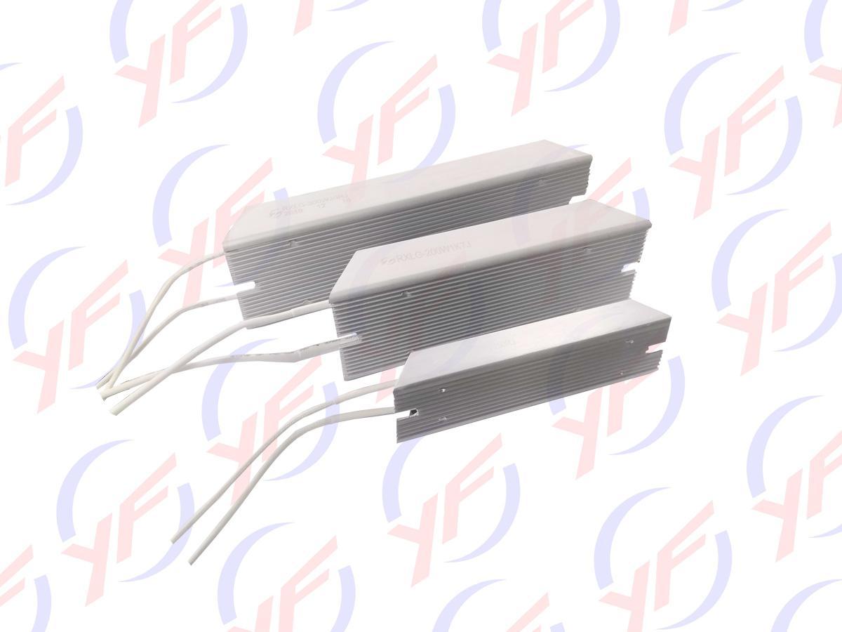 廣東300W鋁外殼泄荷功率電阻 1