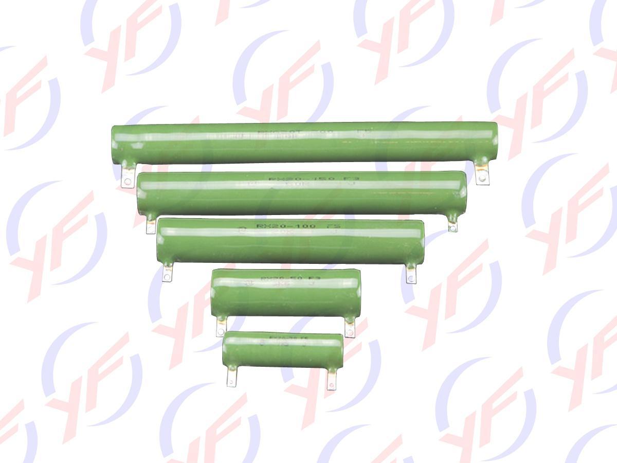 線繞50W功率被釉功率電阻 1