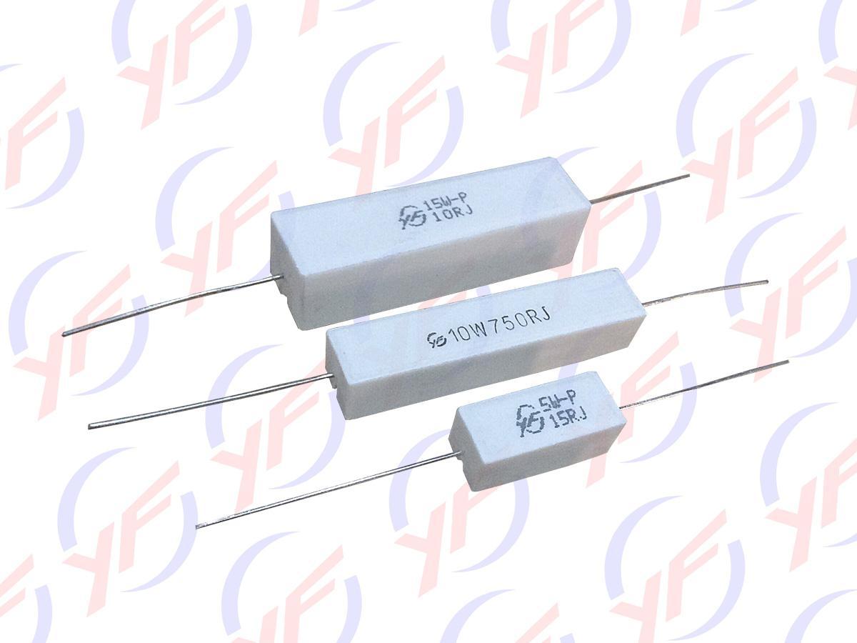 厂家直销10W水泥外壳功率电阻 1