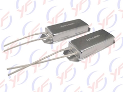深圳颖发船型铝壳80W制动电阻
