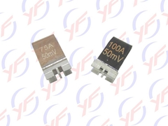 高精度50A电流取样分流器
