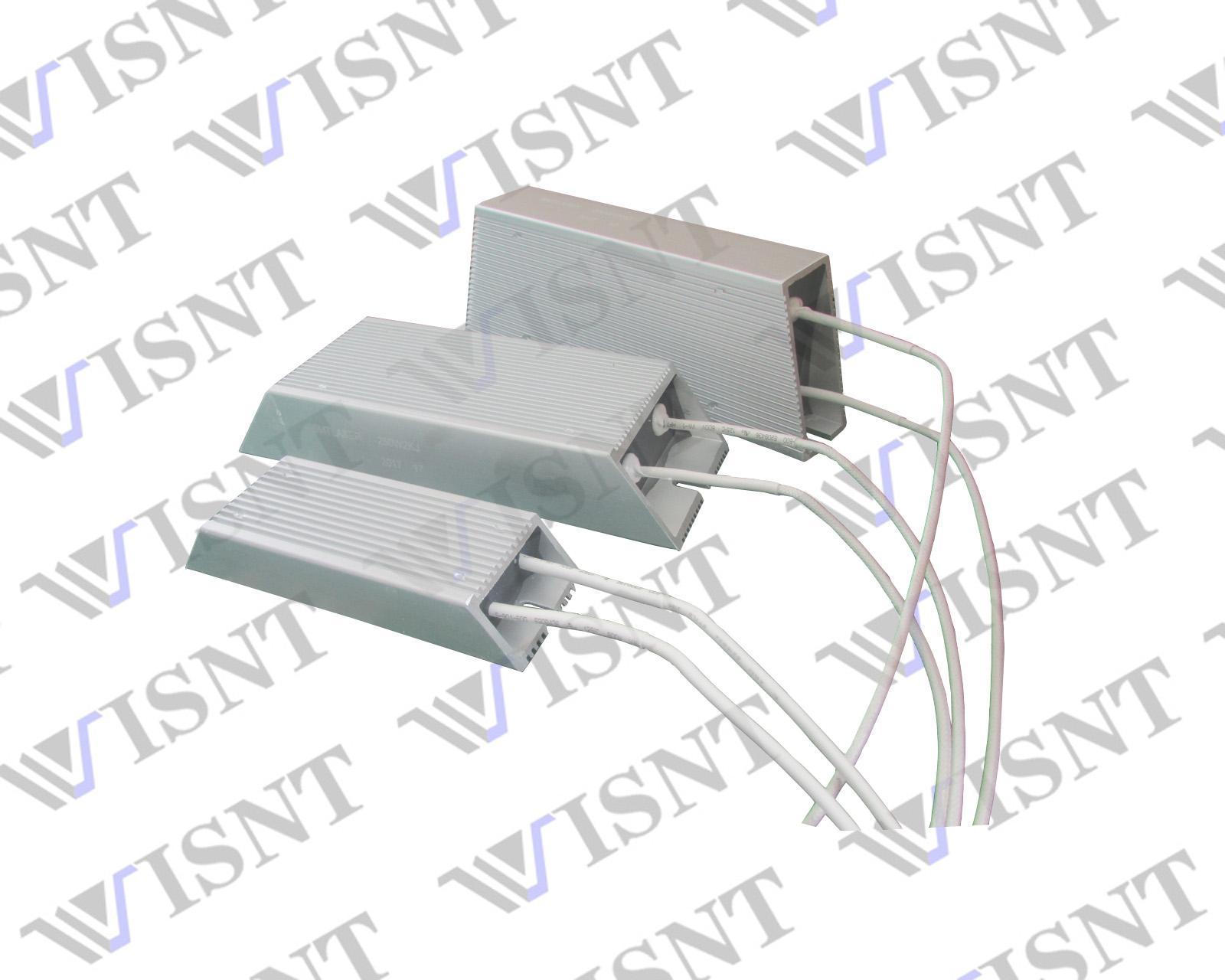 原厂直销300W铝外壳泄荷功率电阻 2