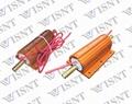 金色600W铝外壳水冷电阻器 2
