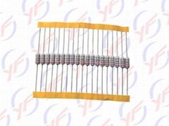 SHENZHEN 1Watt metal oxide film resistor