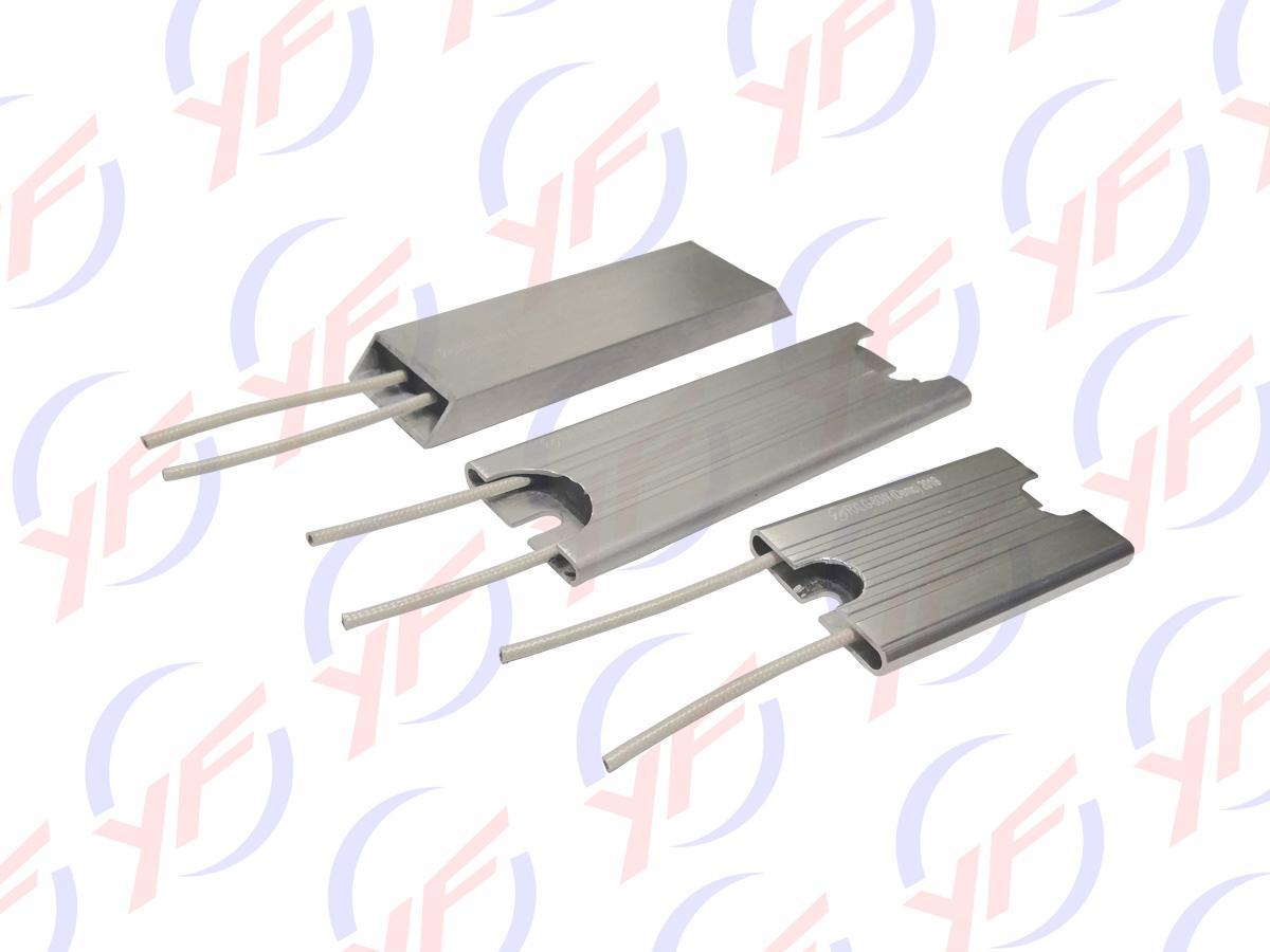 厂家直销60W超薄型伺服专用铝合金电阻 1