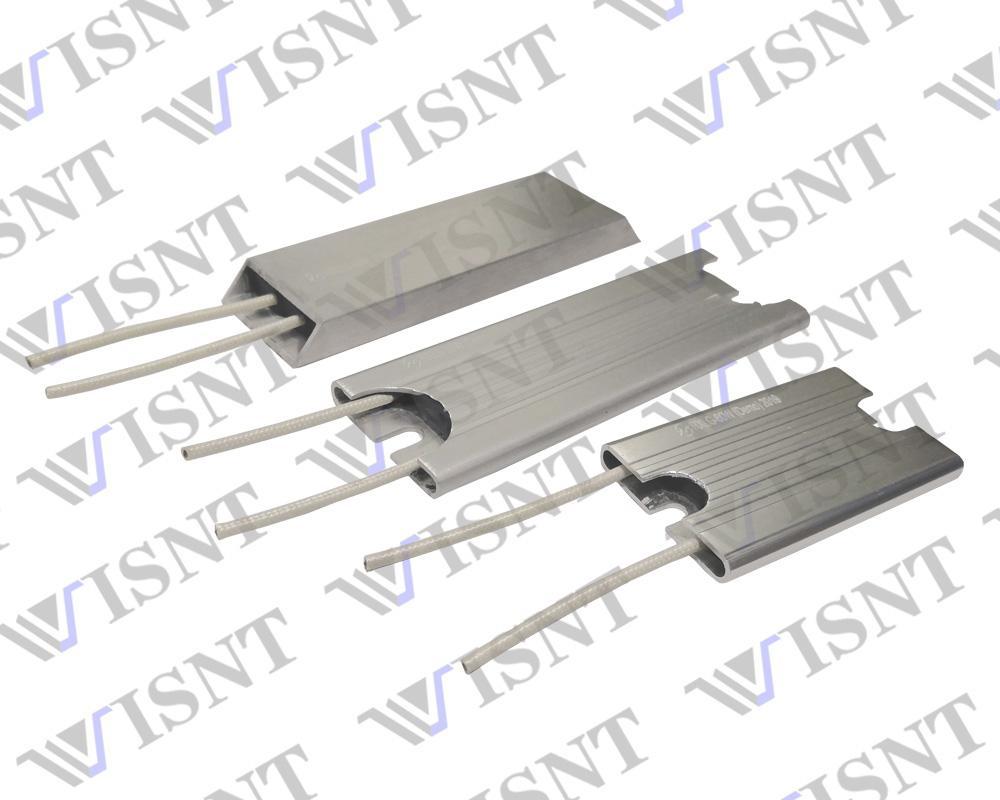 原厂直供伺服电机驱动内置60W铝外壳制动电阻器 5