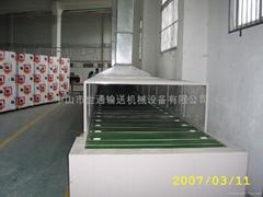 隧道爐生產線