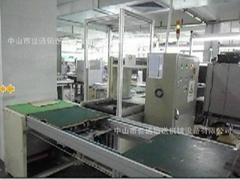 功放机检测生产线
