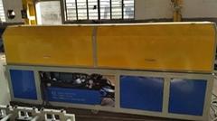 供应免熏蒸包装箱围边钢带成型机