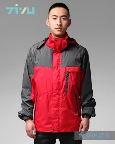 大連防水透氣戶外衝鋒衣 2