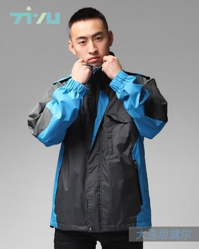 大連防水透氣戶外衝鋒衣 3