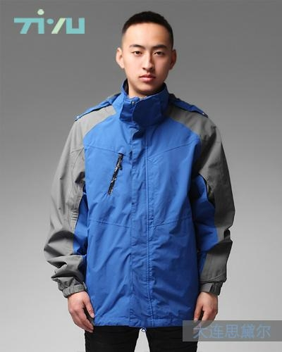 大連防水透氣戶外衝鋒衣 4
