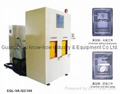 空调压缩机——真空箱式氦检漏系统