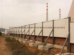 工業廠區聲屏障