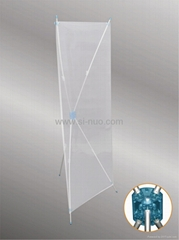 X Banner Stand Adjustable
