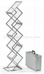 Brochure Holder Foldaway (Acrylic)