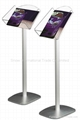 acylic fashionable poster stand