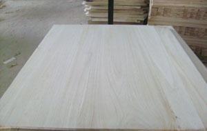 提供桐木拼板 1