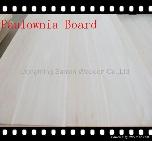提供桐木拼板 2