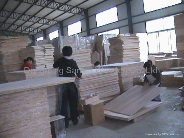 桐木床板條 2