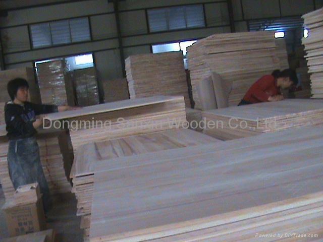 桐木床板條 3