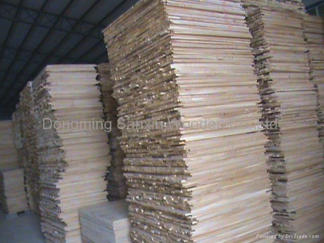 桐木床板條 4