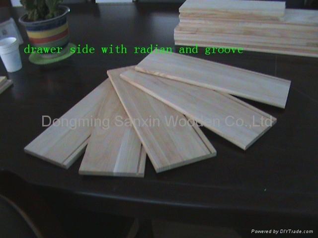 提供桐木抽屉板 3