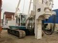 BSP 335T Piling Machine