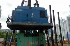 Junttan hydraulic pile hammer HHK 20S