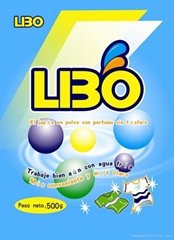 Cuba detergent powder