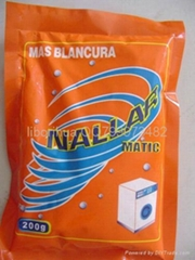 OEM detergent powder r/ white washing powder to Africa with lowest price