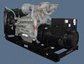 Diesel Generator Set 1200 Kw with Perkins Engines 4012-46tag2a