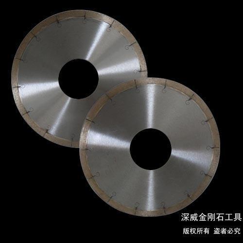 Continious ceramic tile cutting disc a china