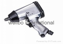 Heavy Duty 1/2 in Air Impact Wrench